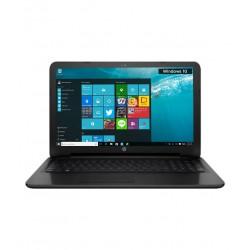 HP 15-ac173TU Notebook (P6M78PA) (Intel Pentium- 4GB RAM- 1TB HDD- 39.62 cm (15.6)- Windows 10) (Black)