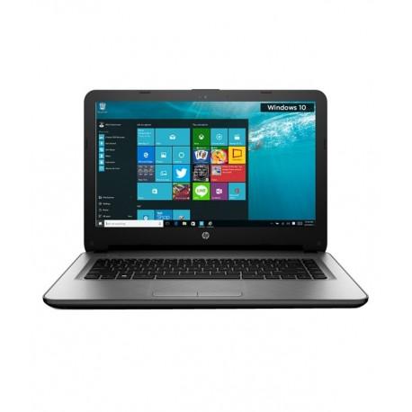 HP 14-AC108TU Notebook (P3C95PA) (5th Gen Intel Core i3- 4 GB RAM- 1 TB HDD- 35.56 cm (14)- Windows 10) (Silver)