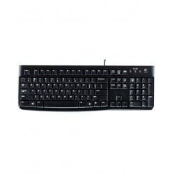 Logitech K120 USB External Keyboard