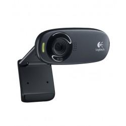 LogitechC310HD Webcam (Black)