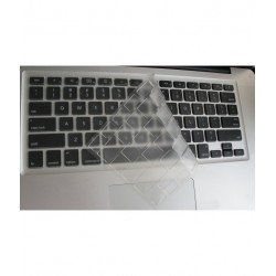 Saco Ultra Thin TPU Keyboard Protector Cover Skin For Dell Inspiron 3148 11.6 Touchscreen Laptop
