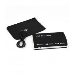 Terabyte Ortable External 2.5 Inch Usb To Sata Hdd Hard Disk Drive Case Casing