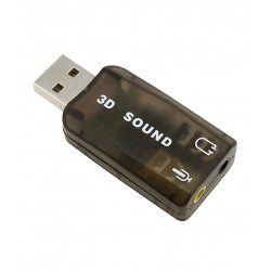 Enter USB To Sound Card Enter E-Us