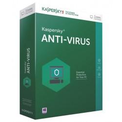 Kaspersky Antivirus Latest Version (1 PC/1 Year)