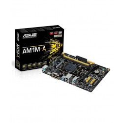 Asus AM1M-A AMD AM1 Socket-based SoC Athlon and Sempron Series APUs Desktop/ Computer Motheboard
