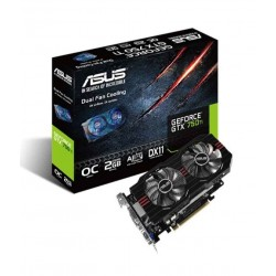 Asus NVIDIA GeForce GTX 750 TI  2GB Performance Graphics