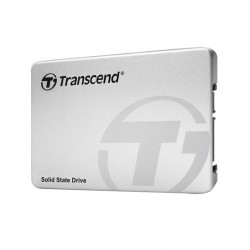 All New Transcend SSD370S 256GB SATA 6Gb/s ( Solid State Drive) (Metal Casing) (TS256GSSD370S)