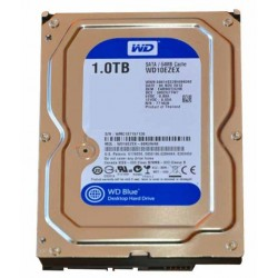 Western Digital WD10EZEX WD Blue 1 TB SATA Desktop Internal Hard Drive