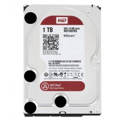"WESTERN DIGITAL  Red 1 TB Nas Red 3.5"" Hard Drive"