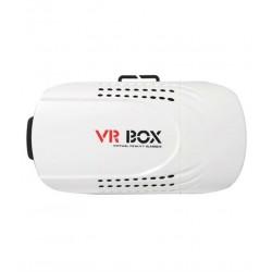 VR Box Google Cardboard Inspired Virtual Reality 3D Glasses - Black