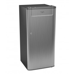 Whirlpool 190 LTR 205 Genius CLS Plus 4S Direct Cool Refrigerator - Grey Titanium