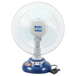 Orbit 12 RF1290 Rechargeable Table Fan Blue