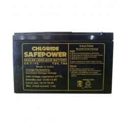Exide 12V 7Ah Batteries