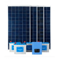 Tata Solar Dynamo 1100K (Power Pack) Solar Inverter