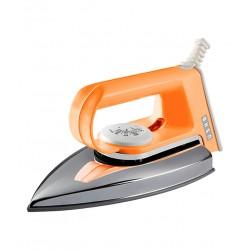 Usha El 2102 Teflon 1000W Dry Iron-Orange