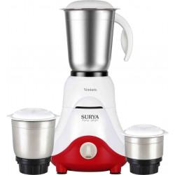 Surya Ventura 3 Jar 500 W Mixer Grinder
