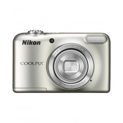 Nikon Coolpix L31 16.1MP Digital Camera (Silver)