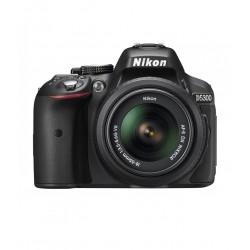 Nikon D5300 with 18-55mm Lens