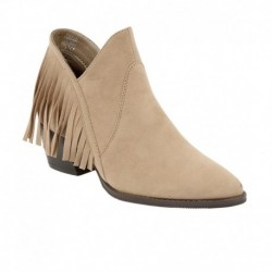 Truffle Collection Dazzling Beige Boots
