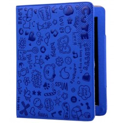 Kolorfish Flip Cover For Apple iPad Air - Blue