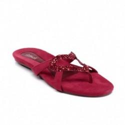 Catwalk Red Flats