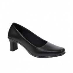 Royaute Black Formal Shoes