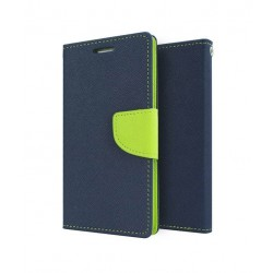Mobile Mart Flip Cover for Xiaomi Note/Note 4 (Blue & Green)