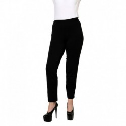 Finesse Black Lounge Pant