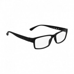 Mall4all Black Rectangular Eyeglass Frame for Men