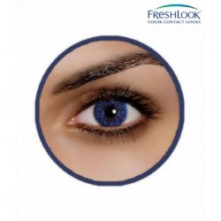 Freshlook Colour Blends (2 Lens Pack) True Sapphire