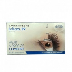 Bausch & Lomb SL 59 Contact Lenses (6 Lens Pack)