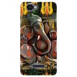 Skintice Designer Back Cover for Micromax Canvas 2 Colors A120 - Multicolor