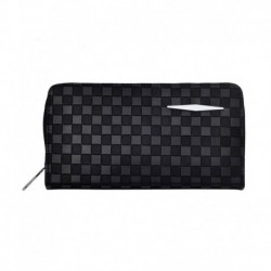 Hawai Black Regular Wallet For Women