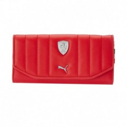 Puma Red Regular Wallet for Women