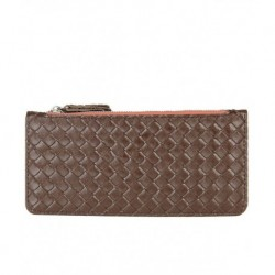 Lino Perros Fashionable Brown Women Wallet