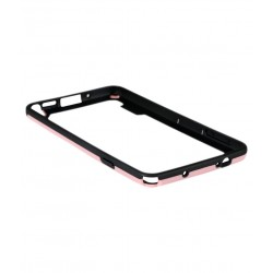 Cnc Soft Silicon Plastic Bumper For Samsung Galaxy Note 3 - Pink