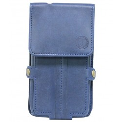 Jo Jo Holster Pouch for Obi Worldphone SF1 (3GB, 32 GB) - Blue