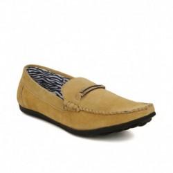 American Swan Brown Loafers