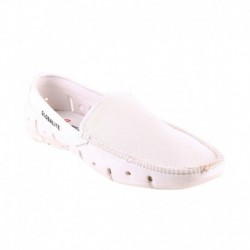 Globalite White Loafers