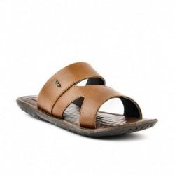 Lee Cooper Tan Slippers