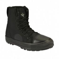 UniStar Robust Black Boots