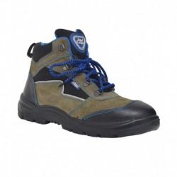 Allen Cooper Hi-ankle Safety Shoe