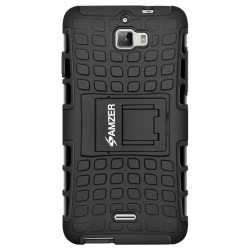 Amzer Case with Stand for Coolpad Dazen 1 - Black
