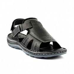 Lee Cooper Black Sandals