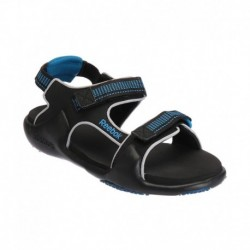 Reebok Trail Blaze Lp Black and Blue Floater Sandals