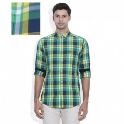 Arrow Multicoloured Plaid Shirt