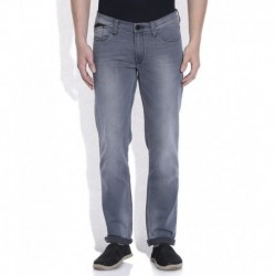 Lee Gray Low Bruce Skinny Fit Jeans