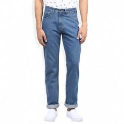 John Players Blue Regular Fit Jeans