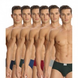 Jockey Multicolor Cotton Underwear - Pack Of 6