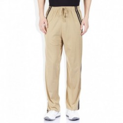 Hanes Beige Cotton Lounge Pants